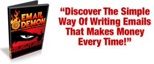 """Discover the simple way of writing emails that makes money every time!"""